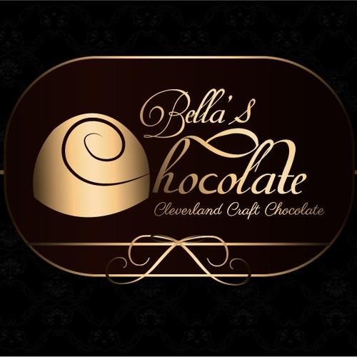 Bella's Chocolate seeking a logo delicious enough to eat!