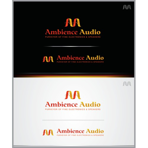 Ambience Audio needs a new logo