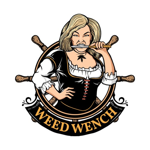 Weed Wench logo