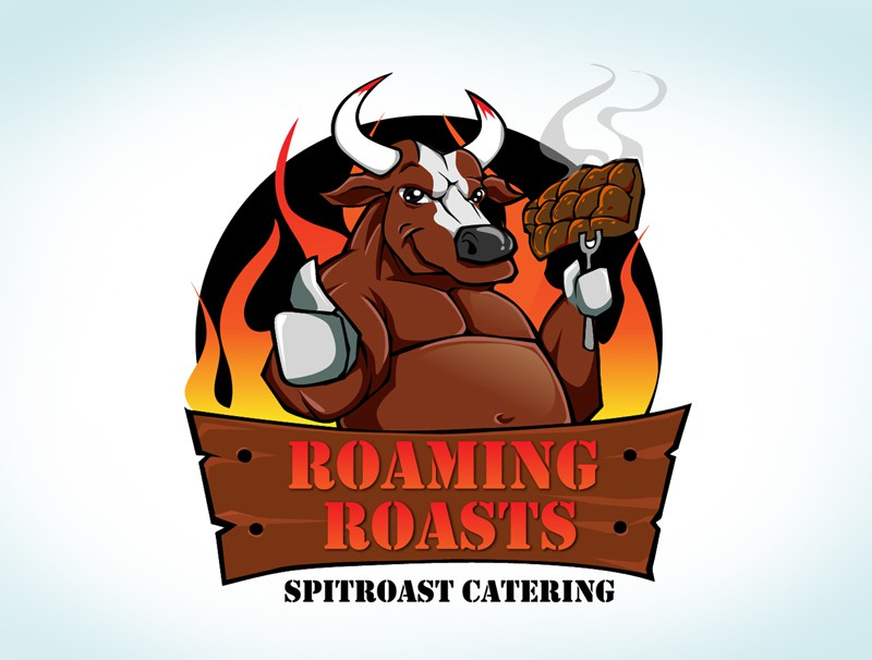 Help ROAMING ROASTS with a new logo
