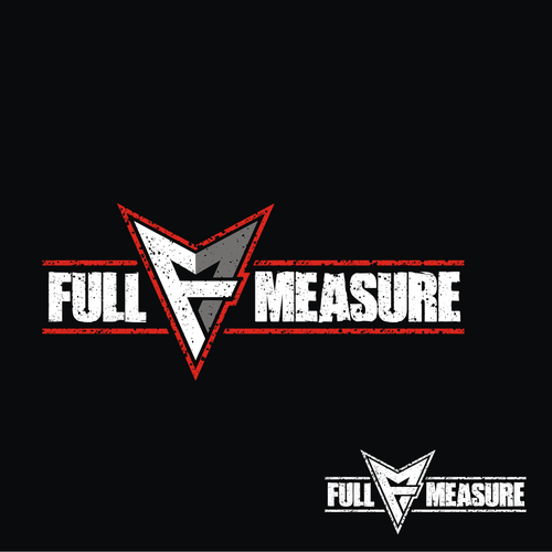 Logo for Full Measure rock band | GUARANTEED