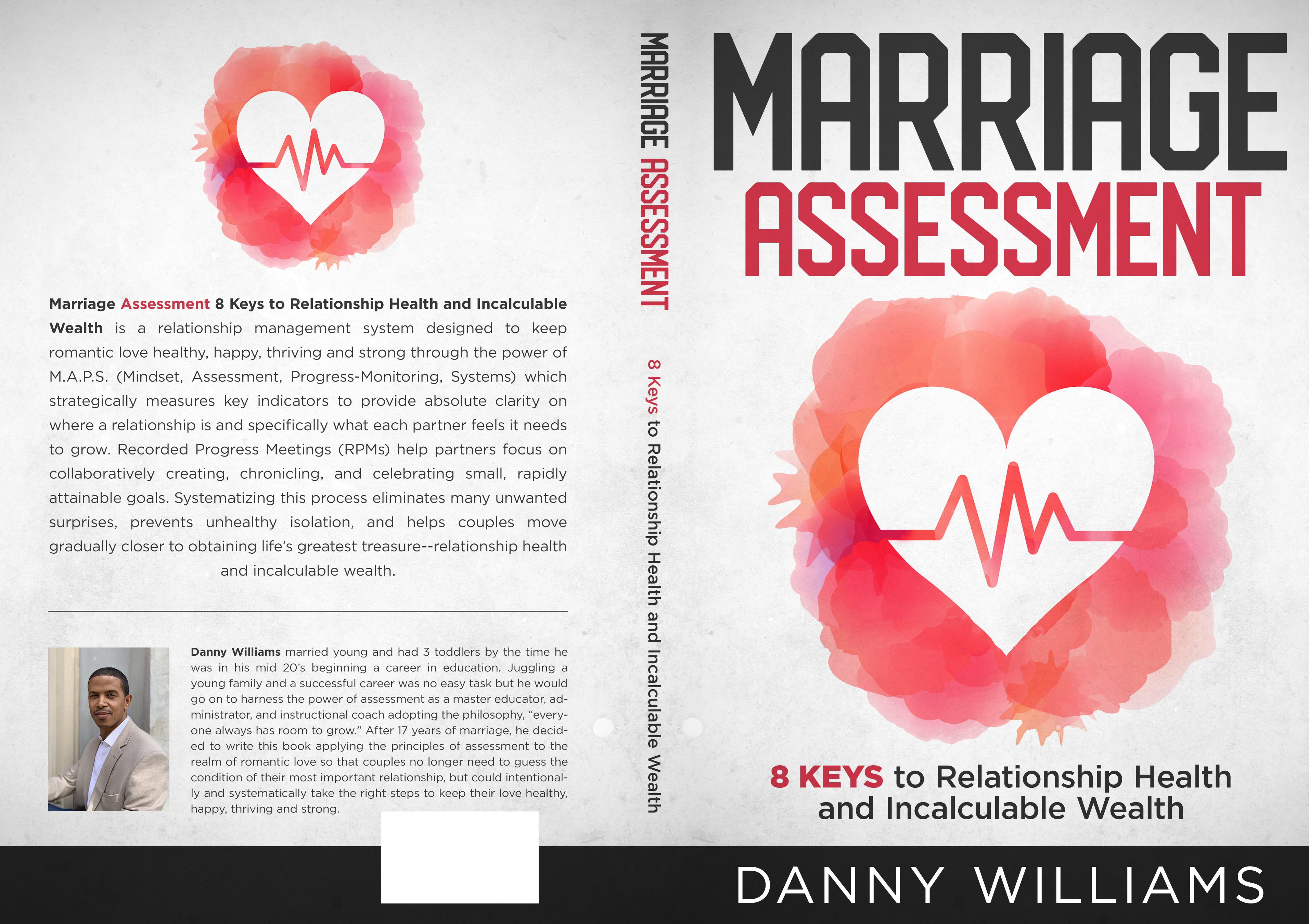 Need a Book Cover that is Engaging, Practical, and Attractive to Couples aged 25-45
