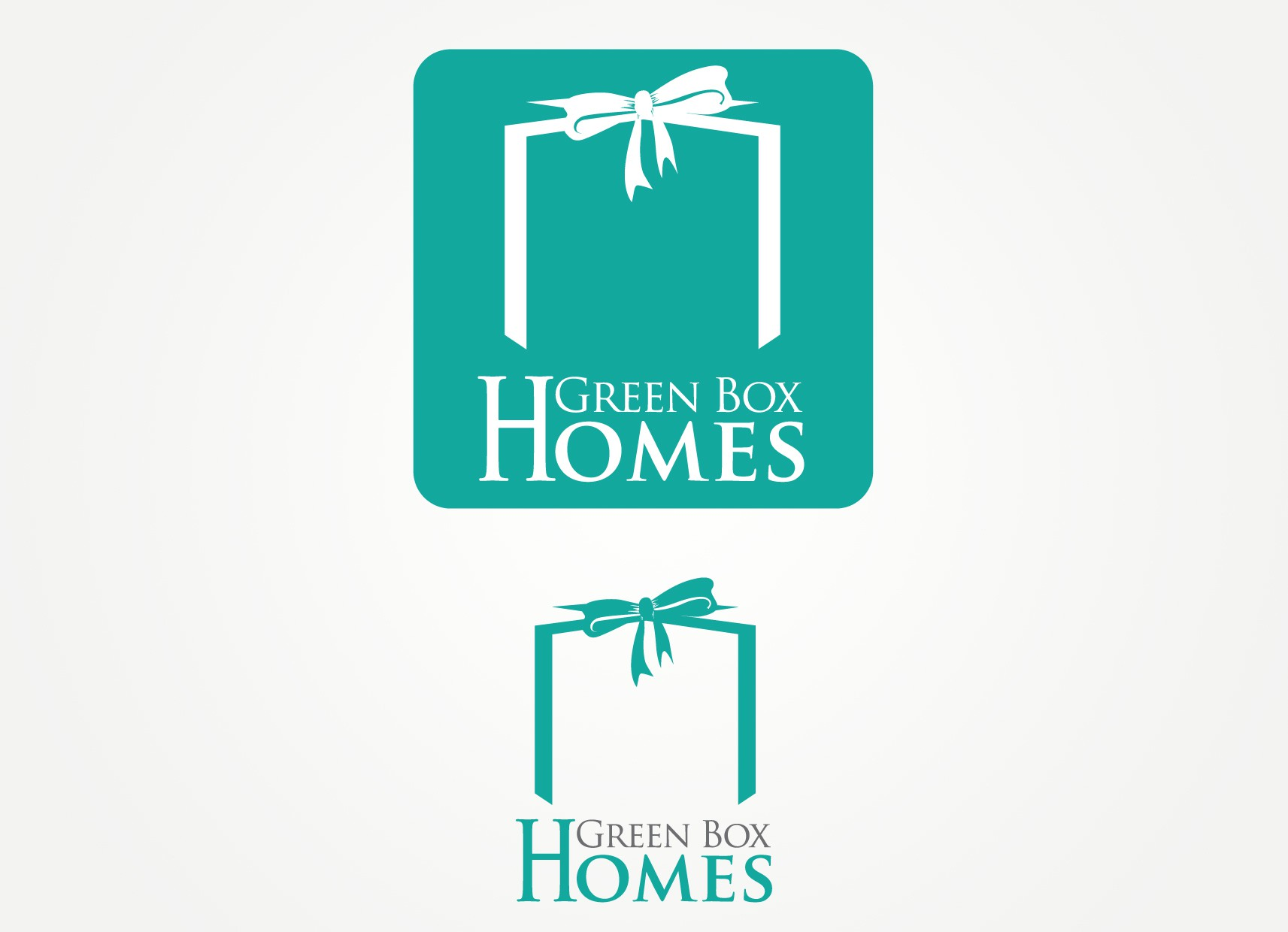 New logo wanted for GreenBoxHomes.com