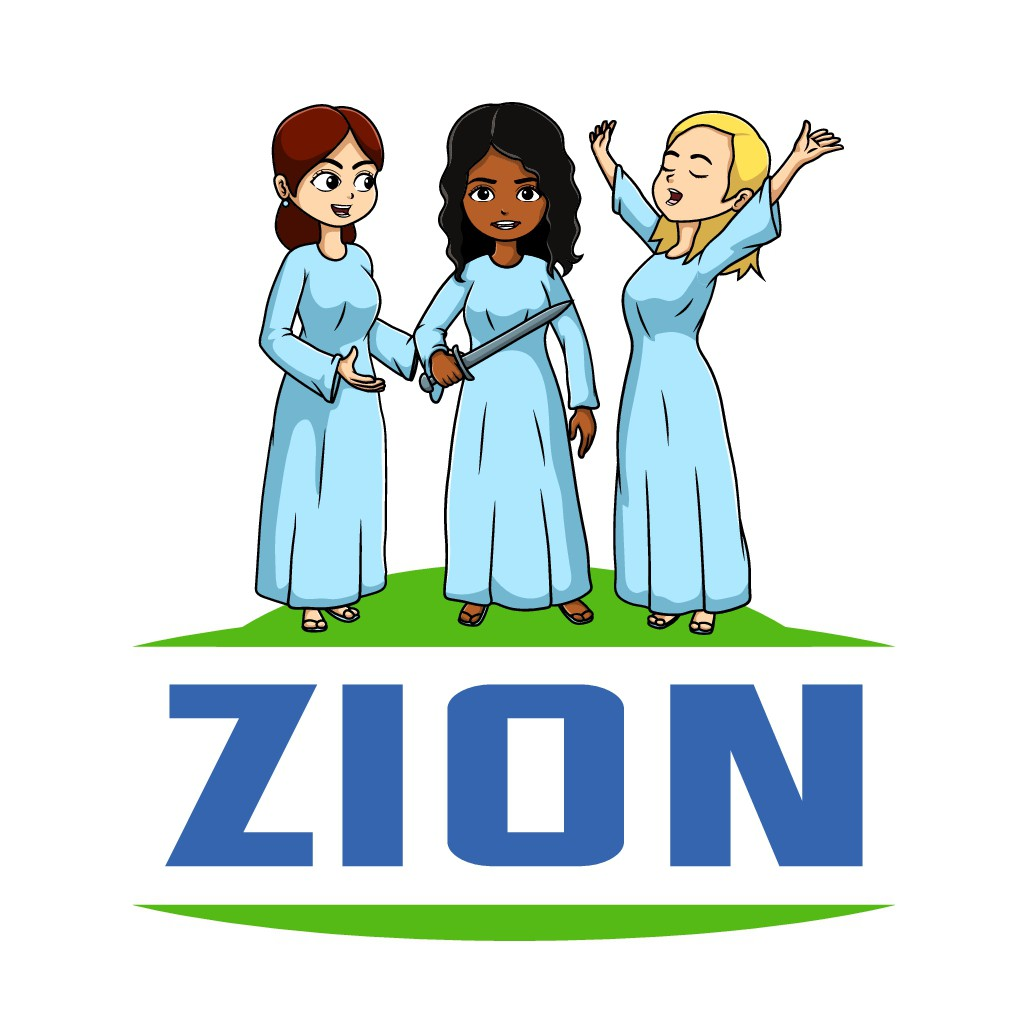 Help create a logo for Warring Women Of Zion