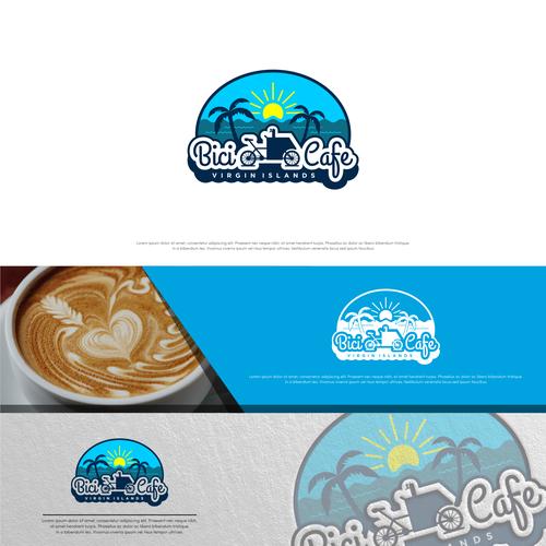 Bici cafe logo