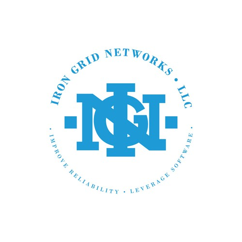 Classic Reliable logo for Iron Grid Network, LLC