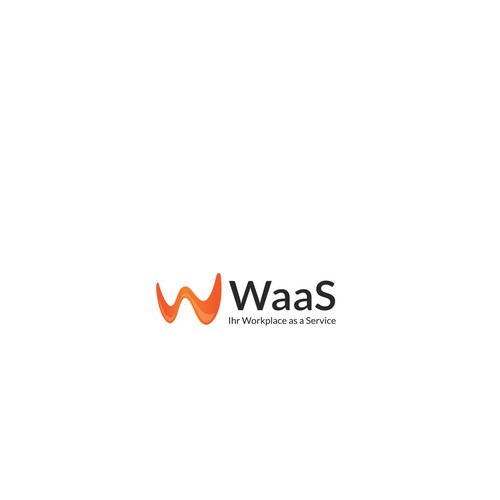 "Logo concept for ""WaaS"""