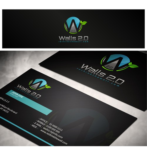 Green buildings latest needs your design help, create a logo for Walls2.0