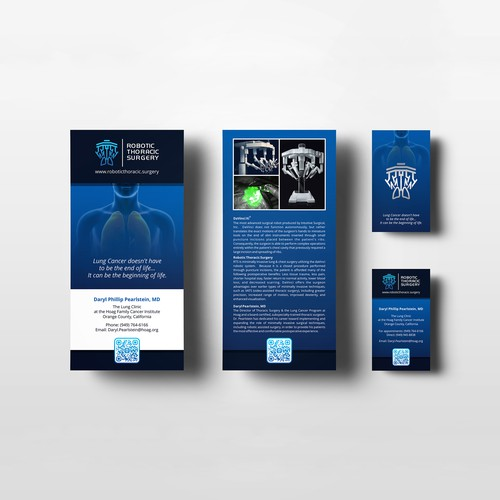 DL Flyer and Business Card Design