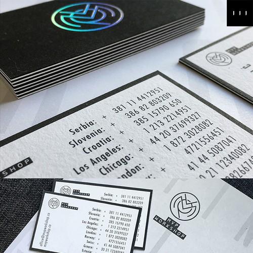 MVP Workshop - Total Branding