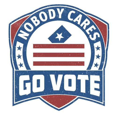 Nobody Cares Go Vote