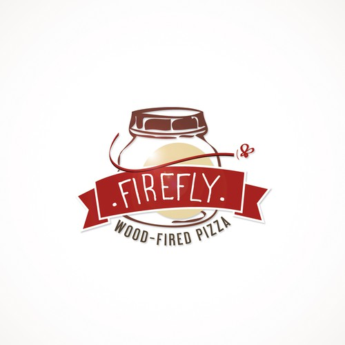 Help Firefly Wood-fired Pizza  with a new logo