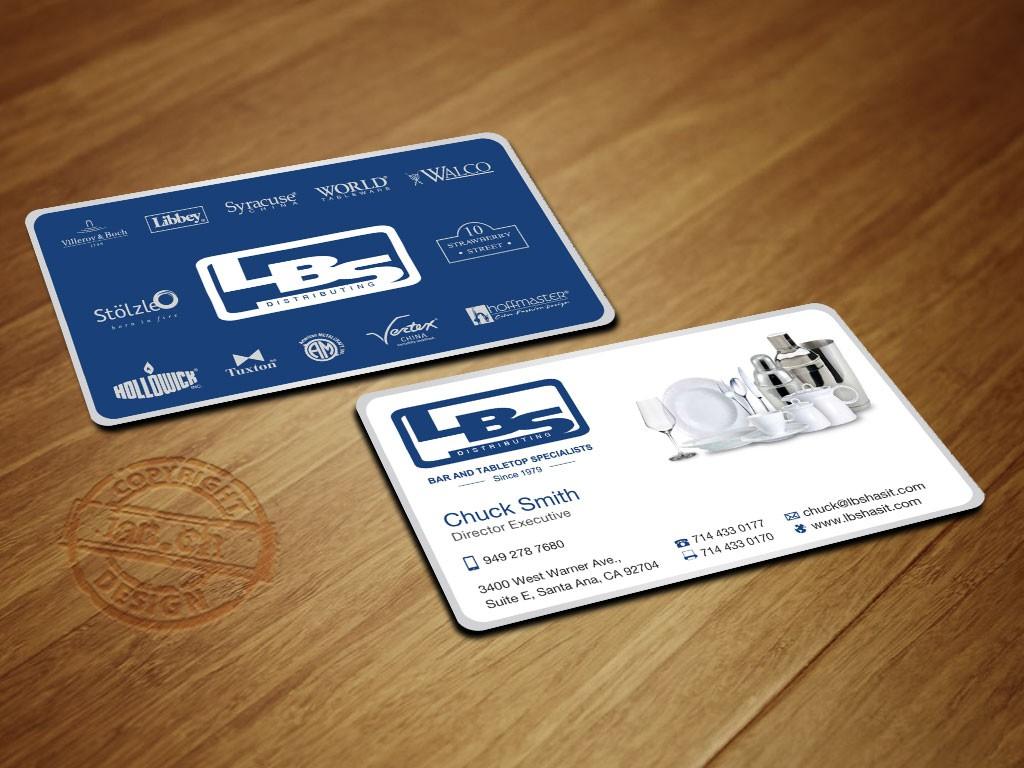 can you design a killer business card?