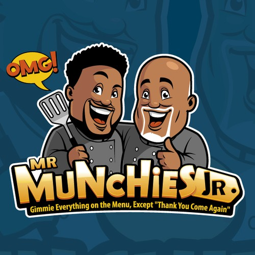 OMG! MR MUNCHIES JR