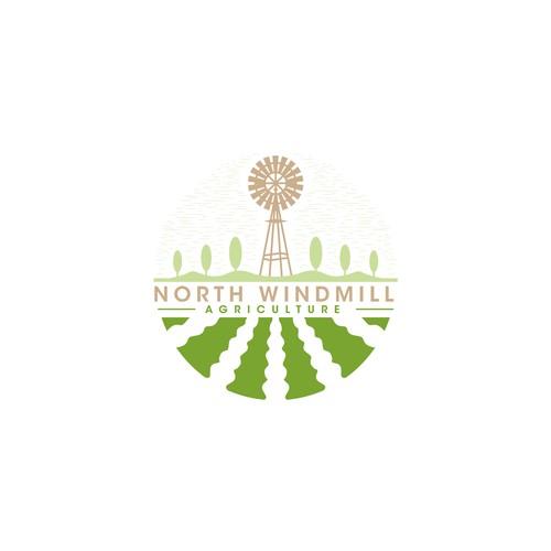 North Windmill logo