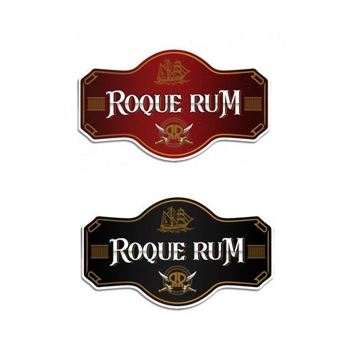 roque rum logo
