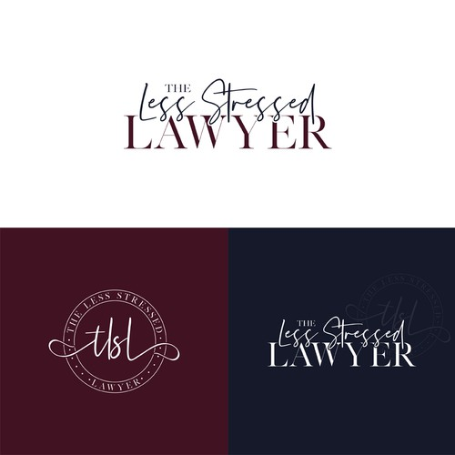 The Less Stressed Lawyer