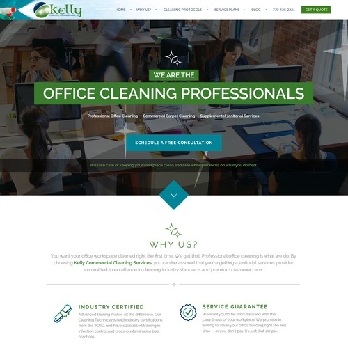 Kelly Commercial Cleaning