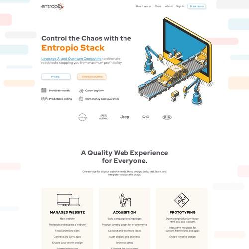 Tech company design
