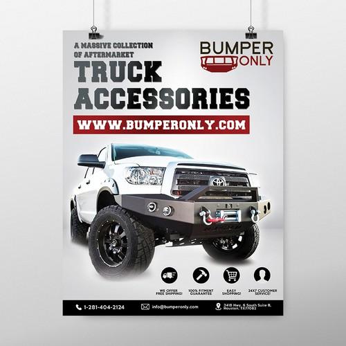 Truck flyer