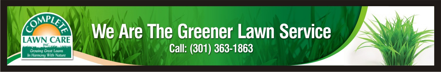 Create the next banner ad for Complete Lawn Care Inc.
