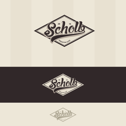 A Craft beer logo for Los Angeles area brewery
