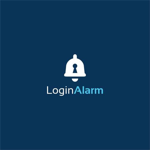 LoginAlarm logo