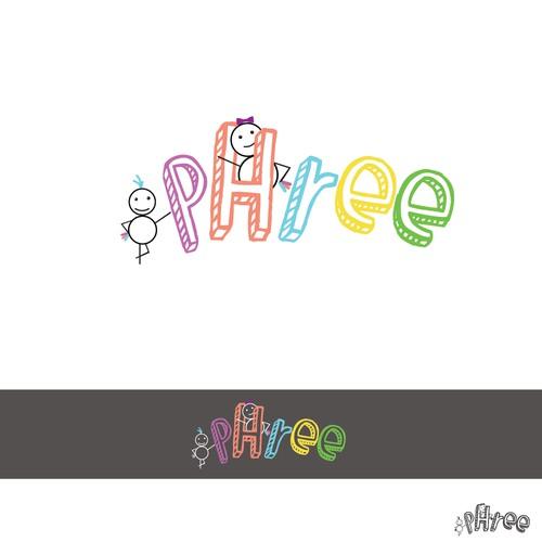 pHree logo contest
