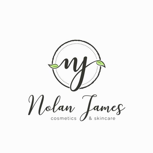 Nolan James Skin Care Logo
