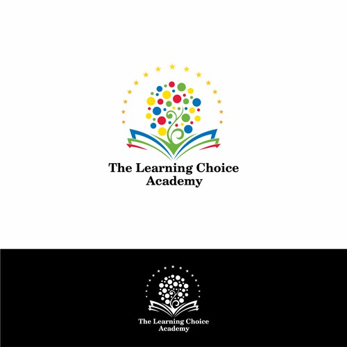 Logo Concept The Learning Choice Academy