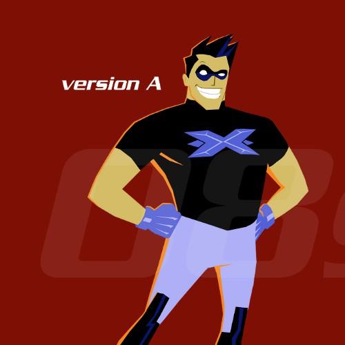 Design a Superhero!