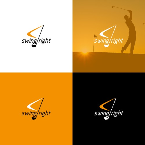 Logo Concept for Swing Right