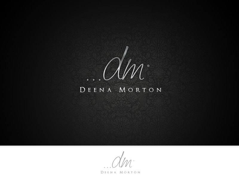 Logo for Deena Morton (...dm)