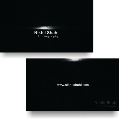 card for Nikhil Shahi Photography