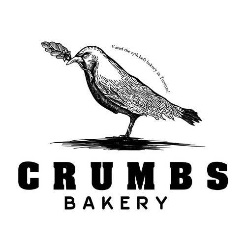 logo for CRUMBS BAKERY