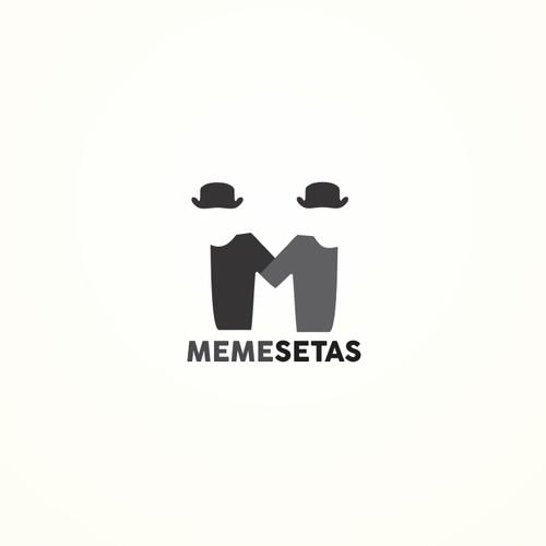 T-shirt hipster creative logo