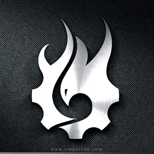 Logo for custom forged steel and man's gear company