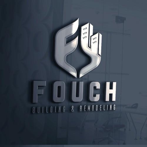Unique logo concept for Fouch
