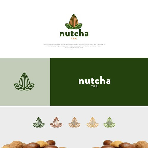 Logo Design for Nutcha Milk
