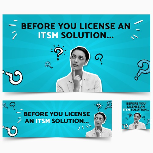 Blog Post Feature Image: Before You License an ITSM Solution