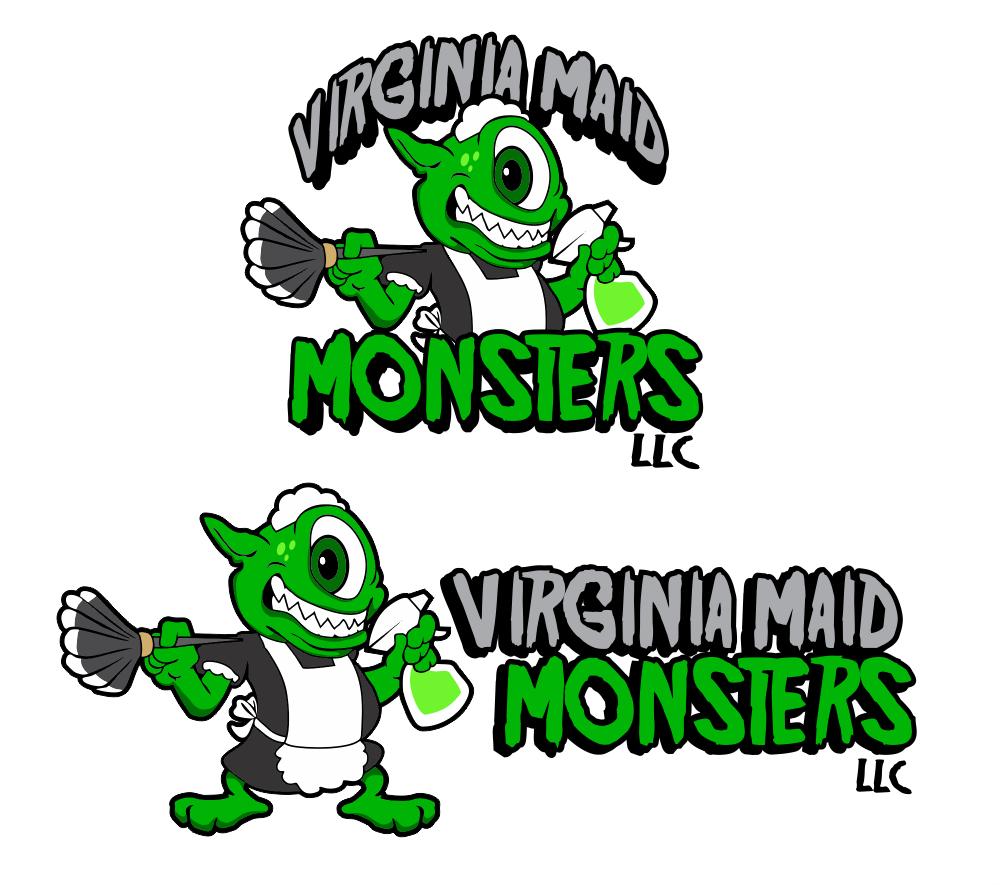 Virginia Maid Monsters, LLC needs a new logo