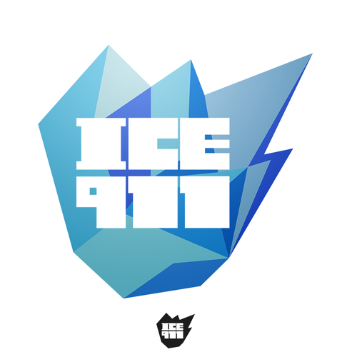ICE911 logo design