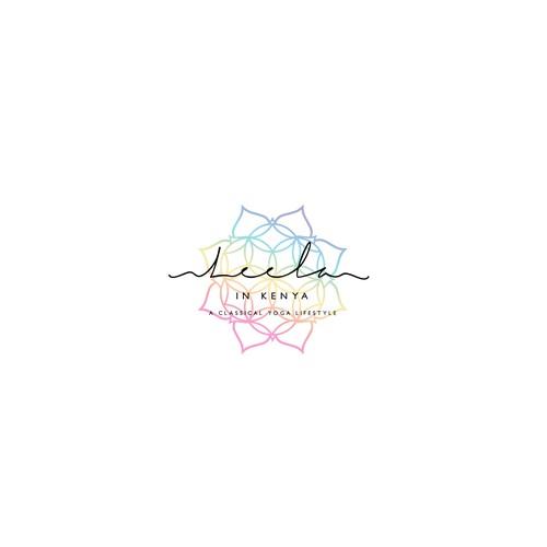 Yoga logo design
