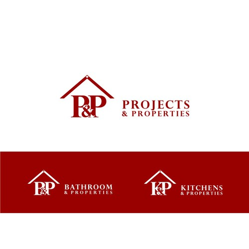 Create the next logo for Projects and Properties / Bathroom Project