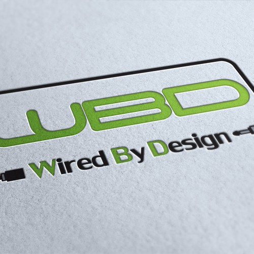 Wired By Design needs a new logo