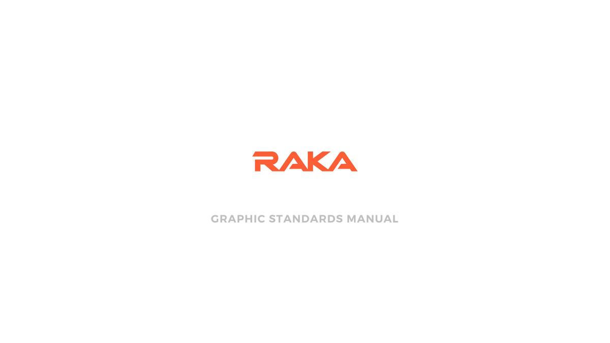 RAKA Equipment Stickers Guidelines