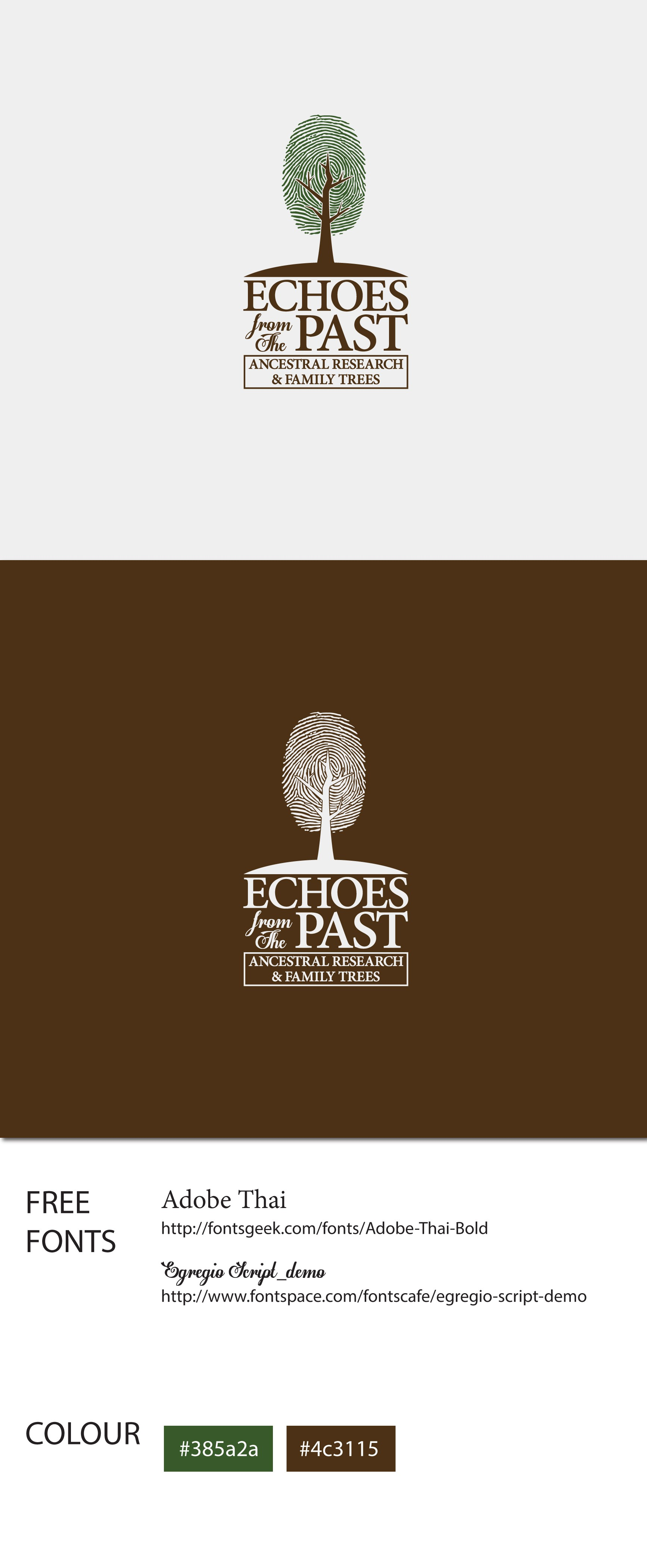 Echos from the past - Create a FAB' logo to catapult us back to the past!