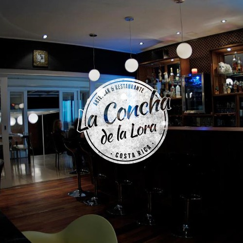 Help La concha de la lora with a new logo