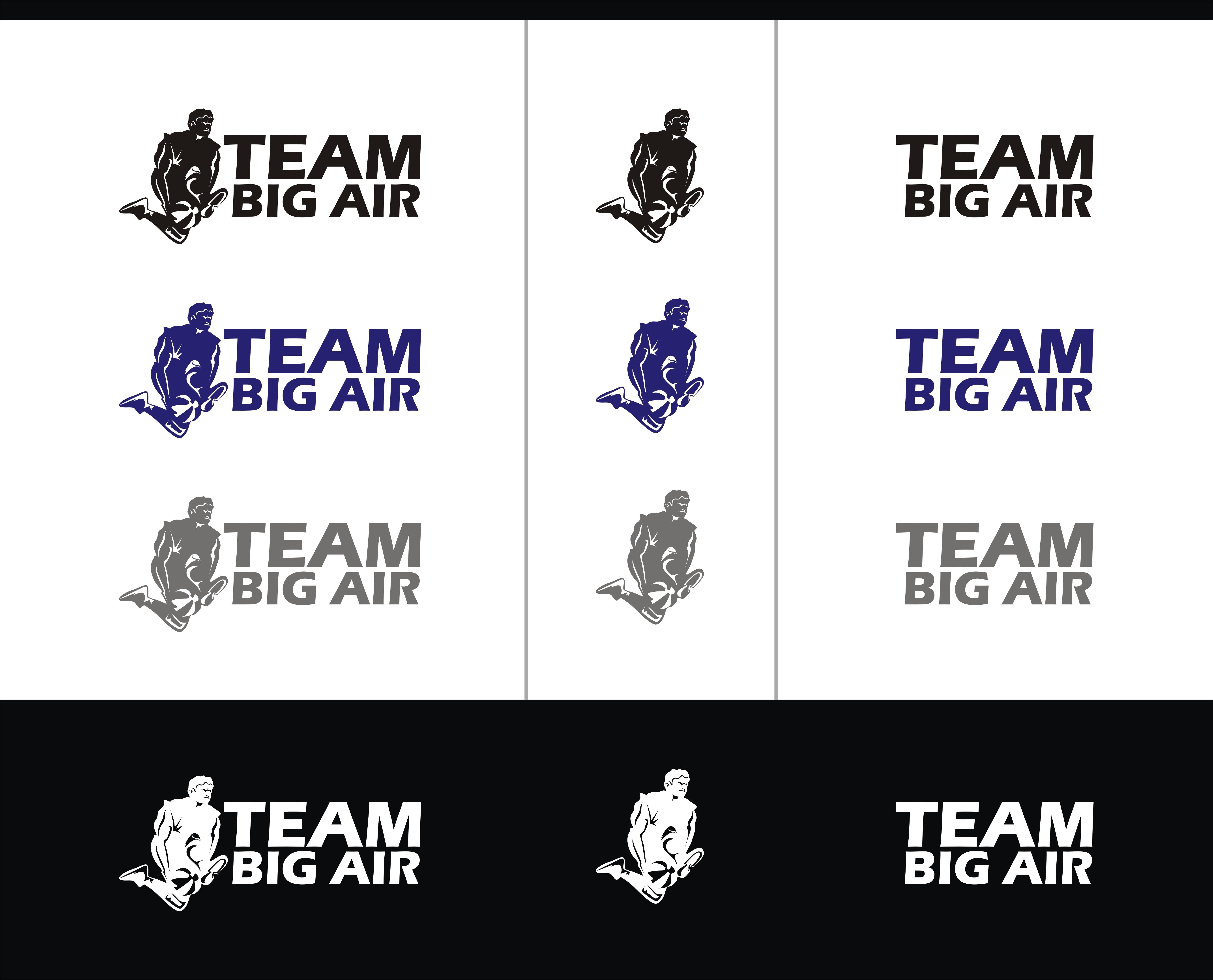 Team Big Air logo