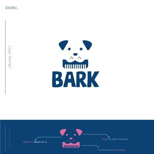 Bark Logo Design